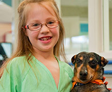 Animal-Assisted Activities at Seattle Children's Hospital