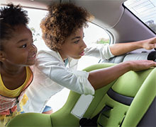 child passenger safety changes