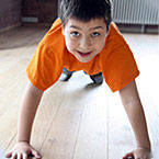 Keeping Kids Active Indoors