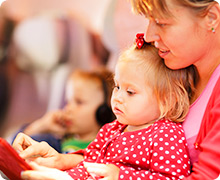 How Much Screen Time Is OK for Kids Under Age 2?