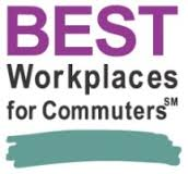 Best Workplace for commuters