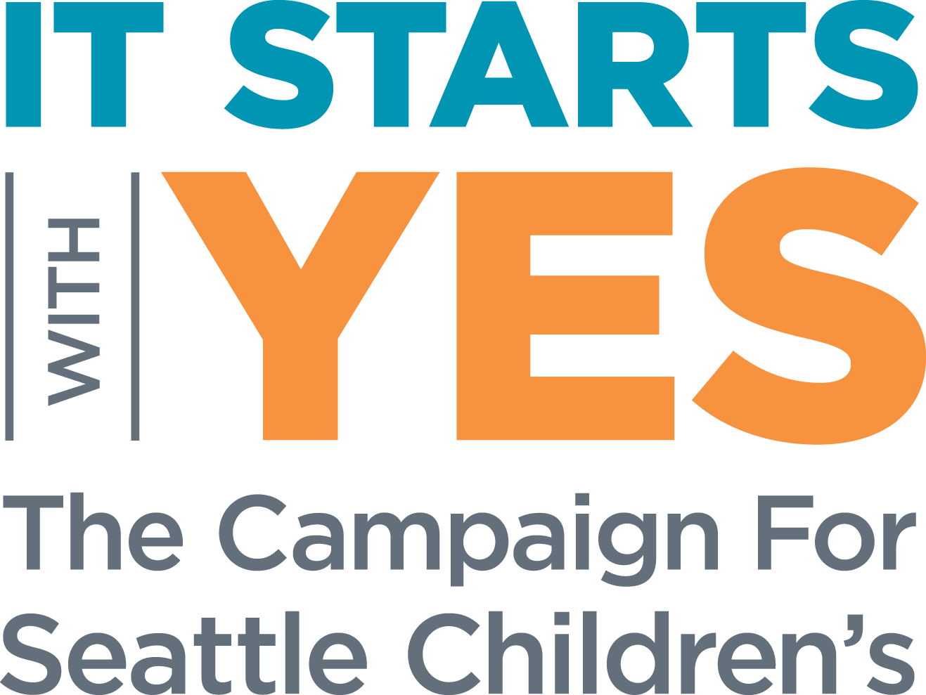 It Starts with Yes logo